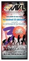 L'AAVL(association des artistes de la vallée du Loir)FETE SES 30 ANS , RICHARD Gabriel